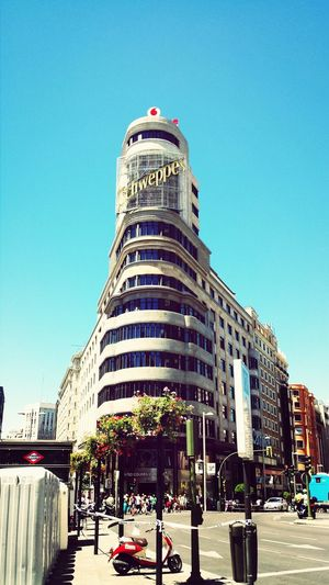 GetYourGuide Cityscapes Madrid • Gran Via Taking Photos BestEyeemShots