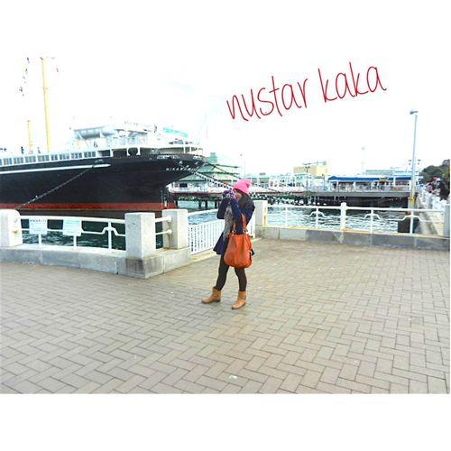 もう一度行きたいなあ、横浜(*^_^*)