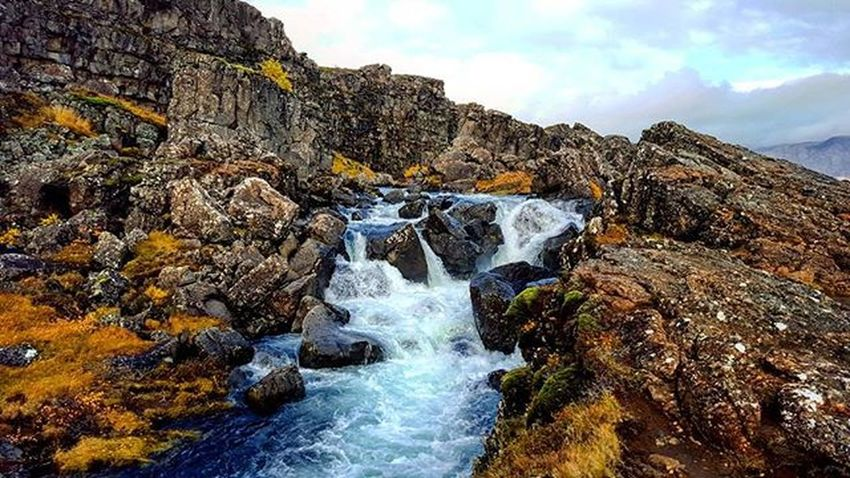 Thingvellir Nationalpark in Iceland Whyiceland AdventureThatIsLife Thatadventurelife Wheniniceland Ig_iceland