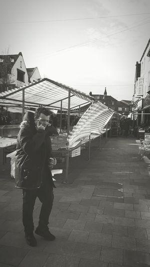 Ormskirk Market. People Watching B+W Street Photography Ormskirks Historical Market. The Street Photographer - 2017 EyeEm Awards
