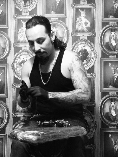 Araf Art Tattoo ArtWork Tattooartist  Black & White Tattoo