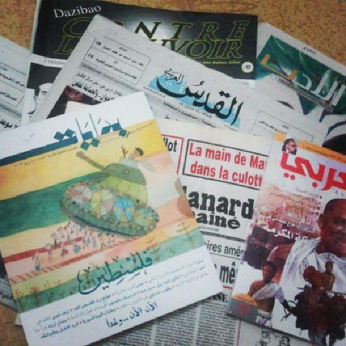 Lecture Presse Magazine Arabe Francais