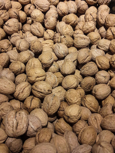 Abundance Backgrounds Close-up Day Dried Food Dried Fruit Food Food And Drink Freshness Full Frame Healthy Eating Indoors  Large Group Of Objects No People Nut - Food Nutshell Textured  Walnut Autumn Mood