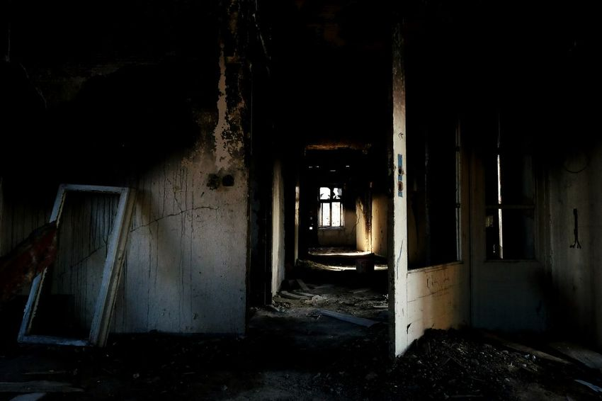 Eyeem Adventure Kinderkrankenhaus Abandoned Places Burnt House Urban Exploration Urban Decay Open Edit