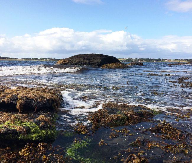 Running water Sea Nature Beauty In Nature Water Horizon Over Water EyeemPhilippines