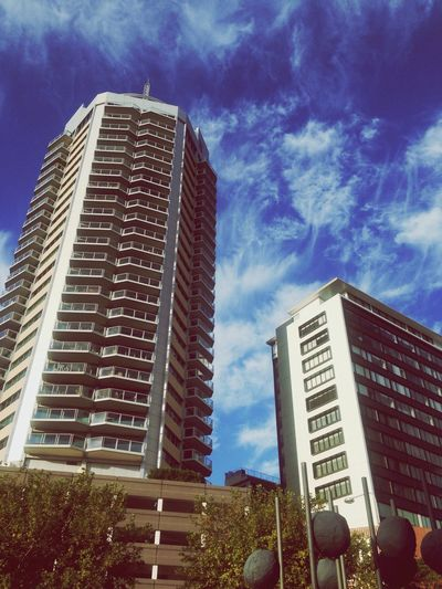 Brilliant Buildings Taking Photos Enjoying Life Hello World Check This Out High Rise Tall Buildings Old And New Architecture Apartment Architecture Blue Sky In The Suburbs may King's Cross, Sydney