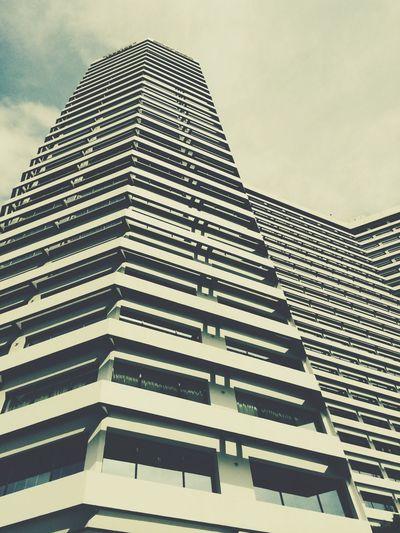 Architecture Photography Bangkok Hotel Sheraton Hotel by iPhone 5s