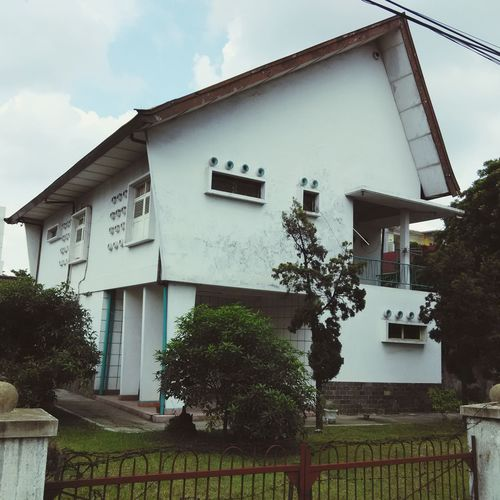 They call it jengki house Architecture Old House Xiaomi Redmi 1s