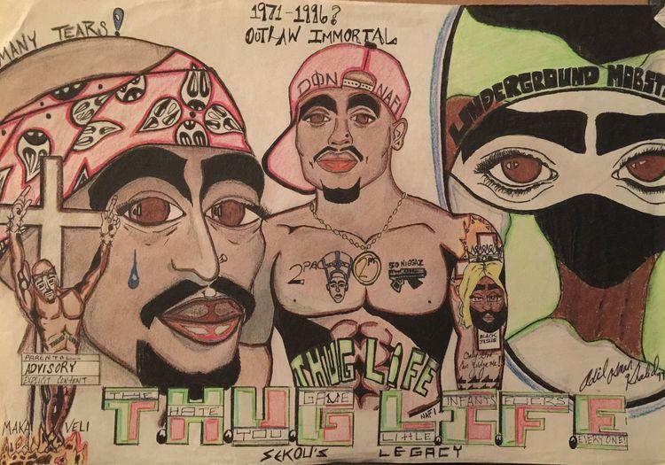 Old art work 1998 JusticeK First Eyeem Photo
