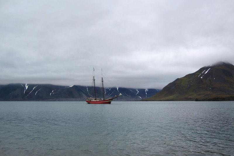 Sailship at