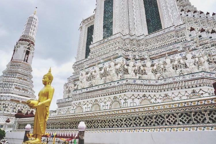 temple Built