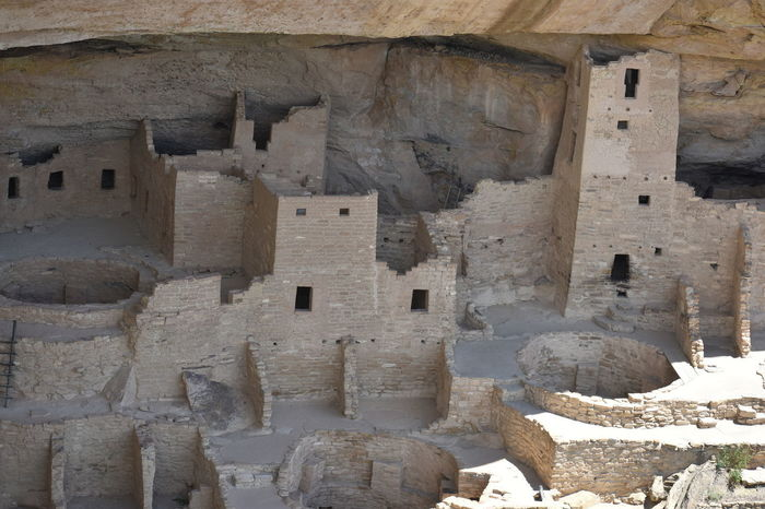 Anastasia Mesa Verde National Park Ancient Ancient Civilization Architecture Built Structure No People Old Ruin