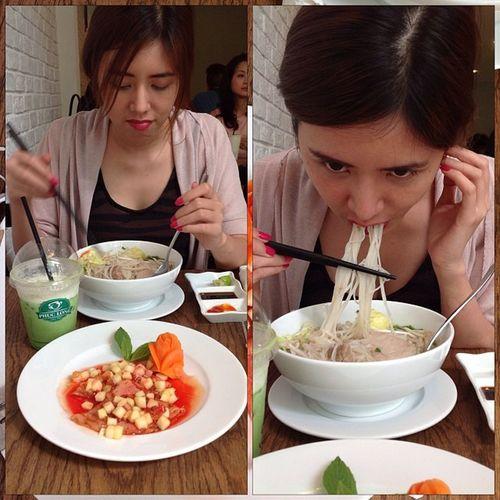 Ăn trưa tập 2 cùng con Gấu móng đỏ :)))