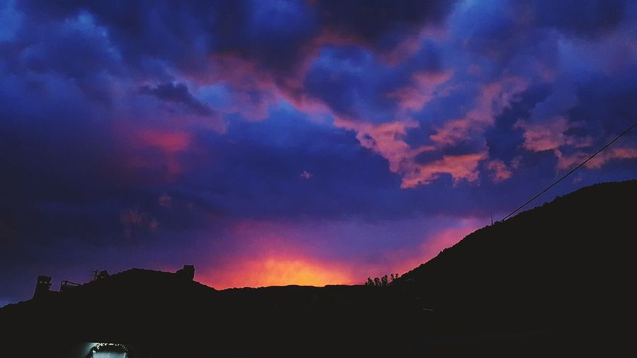 Dramatic Sky Sunsetovercity Photography Themes