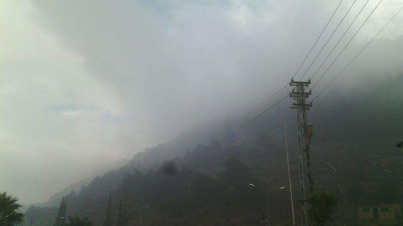 Mountain Fog Antakya Antioch Darkness And Light Dark Photography Dark Portrait Kubratemli