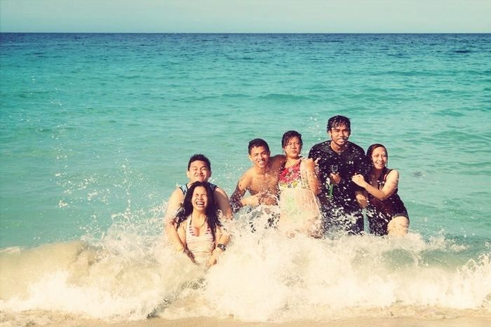 friends and experience are far more priceless than any things in this world that can offer Eyeem Philippines Philippines Pagudpud, Ilocos Norte