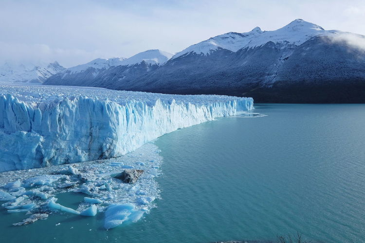 Perito Moreno Glacier Patagonia Argentina Argentina Scenics Landscape Blue Sky Still Beauty In Nature Hike Trek Ice Perito Moreno. Patagonia. Argentina. Water Snow Mountain Frozen Water Cold Temperature Winter Glacier Beauty Frozen Snowcapped Mountain Natural Landmark Physical Geography