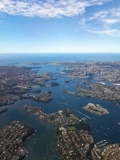 Sydney Flight Harbour Water Cityscapes Galaxys7