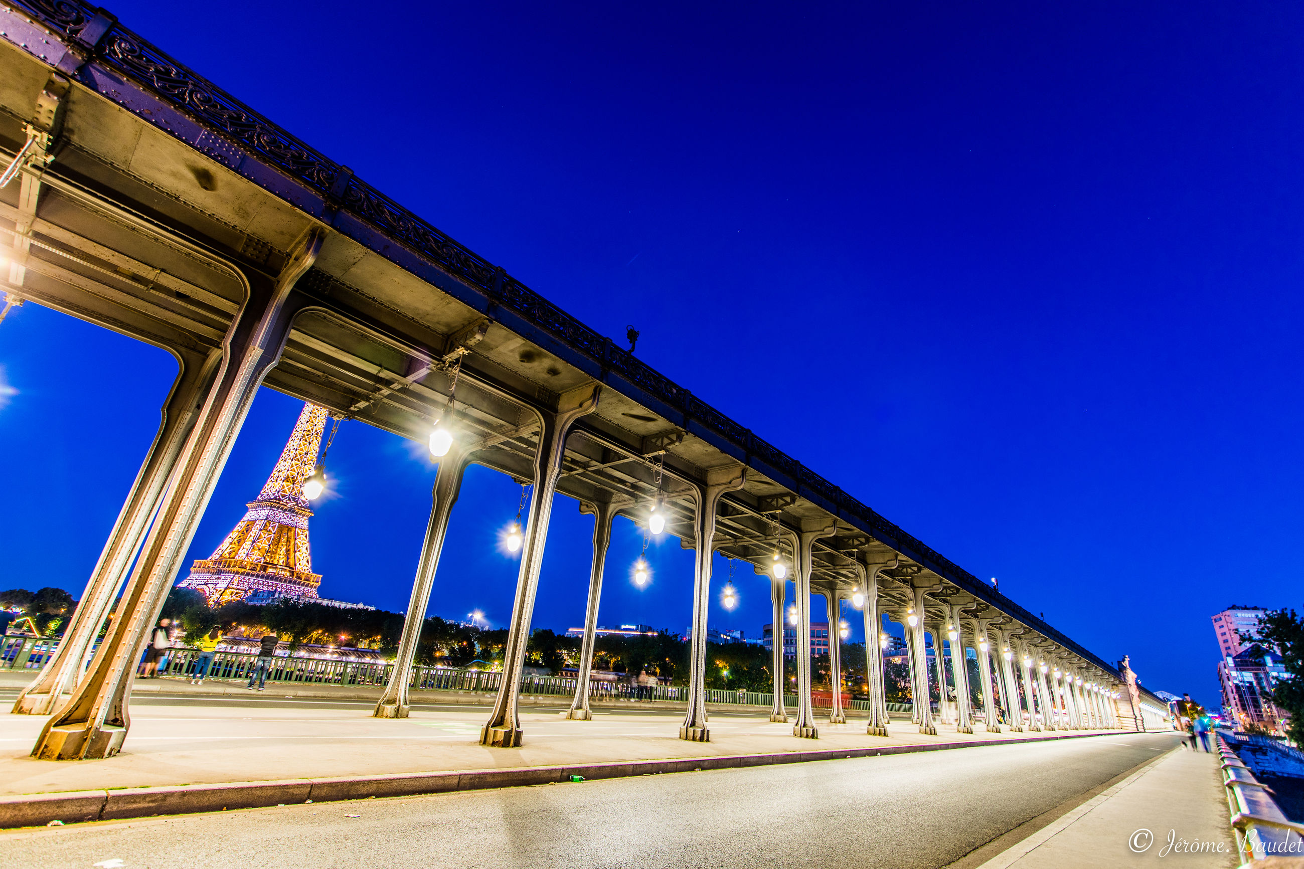 sky, blue, clear sky, built structure, architecture, transportation, road, nature, illuminated, building exterior, copy space, the way forward, outdoors, city, no people, street, architectural column, direction, day, diminishing perspective, light, long