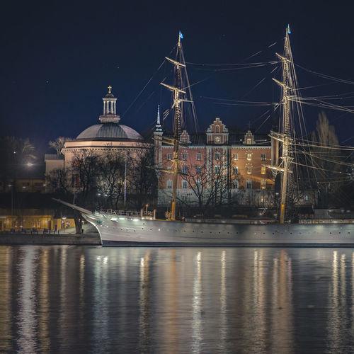 Sail ship af