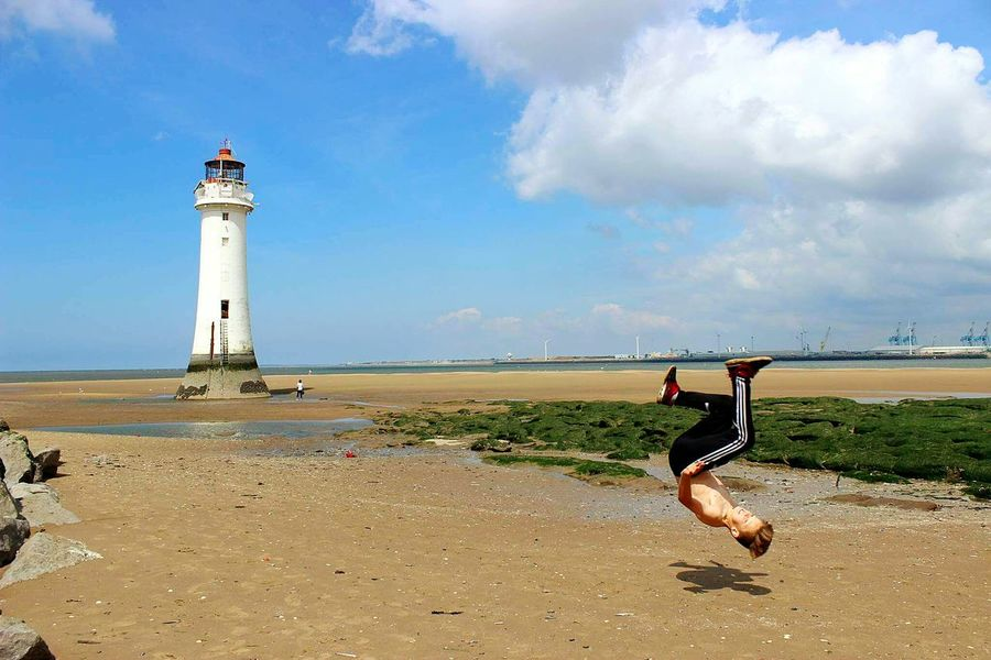 The Essence Of Summer Taking Photos Hanging Out Summer Time  Canon EOS 600D DSLR 2016😍 On The Beach Wirral Front Flip Moving Shot