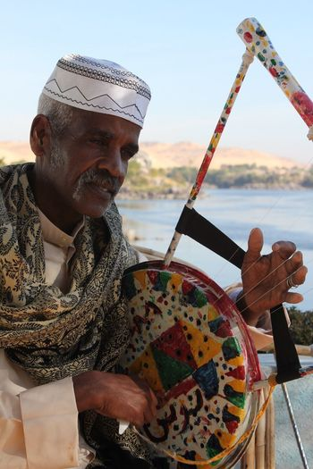 EyeEmNewHere Aswan Egypt Waterfront Outdoors Music Folcklore