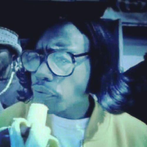 """Ole banana eating...""""is this the realest ni**a in Nebraska""""...""""is you bout it bout it fool"""" ?? Classic Belly Methodman"""