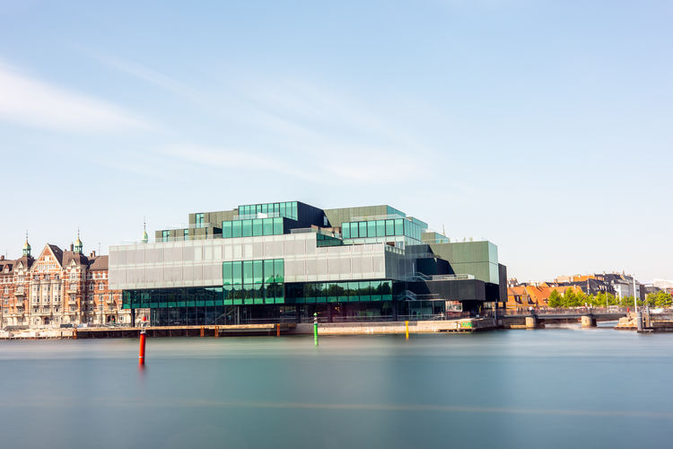 Blox Copenhagen design centre Architecture Bloxracing Building Building Exterior Built Structure City Cityscape Clear Sky Copenhagen Day Office Building Exterior Outdoors Waterfront