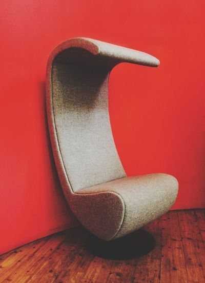 in the waiting room .... so impressed by this Chair, just wants to watch, not take a seat Red Close-up Indoors  Part Of Man Made Object Vibrant Color Modern No People Waiting Waitingroom IPhoneography The Still Life Photographer - 2018 EyeEm Awards