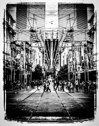 Photographic Approximation Bnw_friday_eyeemchallenge Advent Christmas Mall