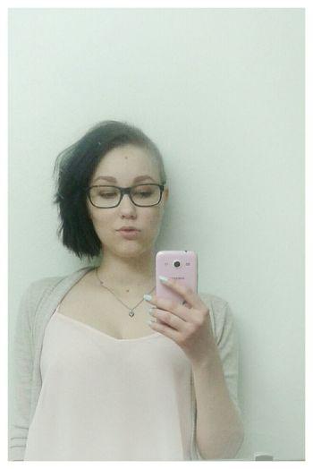 Me Selfie Self Portrait School Finnishgirl