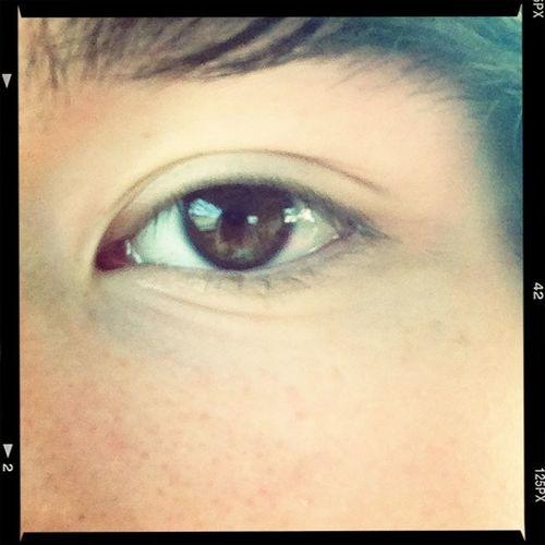 My Babys Eye (:
