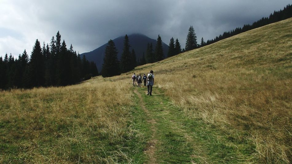 tatra mountains trip people Feel The Journey 43Golden Moments