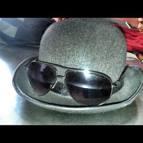 Hats off!!?? Dhoom3 Hat Bagvati Aviator glares tp picoftheday photooftheday macro
