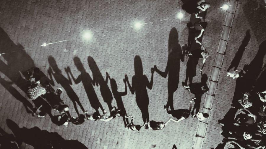 Shadow-art Light And Shadow Taking Photos Blackandwhite