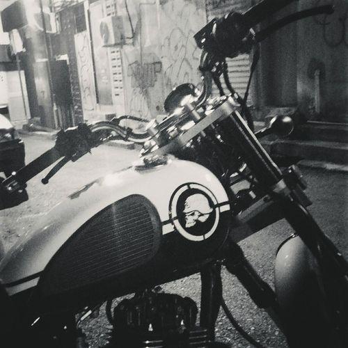 Bike Scarl B L A C K A N D W H I T E S T R E E T Rsquare