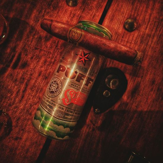 Puff Puff Pass Cigars Craftbeer