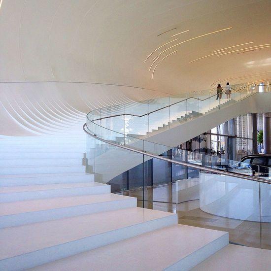 Baku Architecture ZahaHadid
