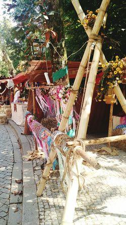 Medievalfair Flowercrown  Portugal