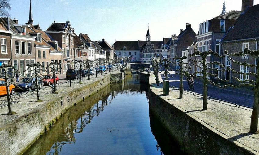 Taking Photos Hanging Out Relaxing Dutch Canals Enjoying Life Places I've Been Beautiful Nature Romantic Landscape Check This Out Tadaa Community Cosy Place Dutch Landscape Water Reflections Springfeelings Small Town My Point Of View