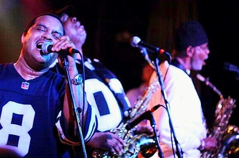 For The Love Of Music Brass Band Dirty Dozen Brass Band Smith's Old Bar Atlanta Atlanta, Georgia Live Music