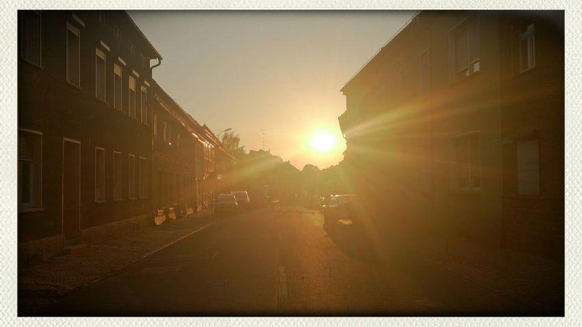 Jessnitz sunset Beautiful Day