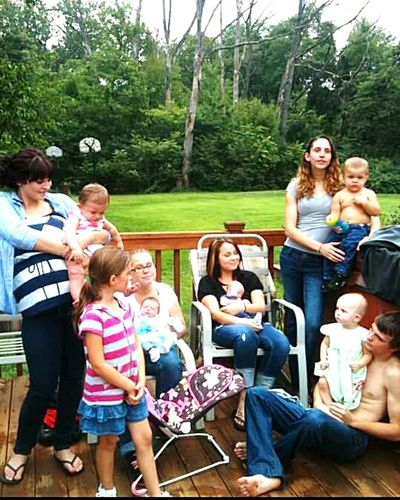 Love Without Boundaries Love My Family ❤ Baby And Mommy Cousins  Family Matters