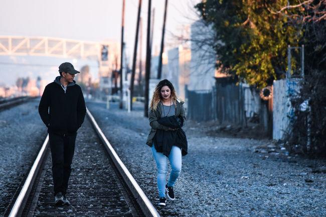 Youth Of Today Train Tracks Friendship Lonley Road Freshnstuff Sunset