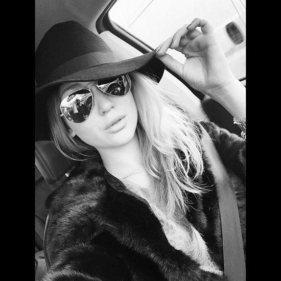 Selfportrait Sunglasses Driving That's Me Enjoying Life