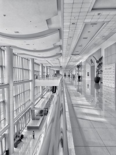 Indoors  Transportation Day Prison No People SMX Convention Center Jaysalvarez