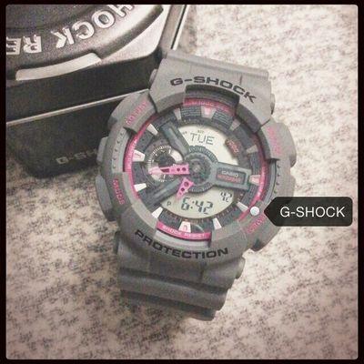 New G-shock! G-Shock ⌚ nice!