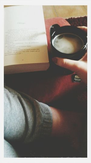 Tea Book Onsechelescours Relaxing