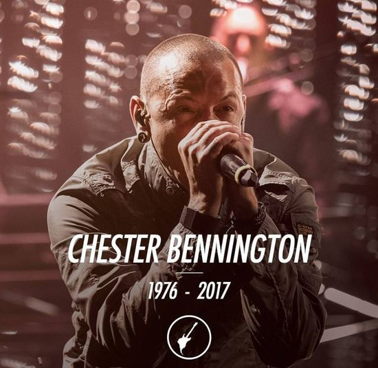 Why!?? My heart feels so broken right now.😭😢💔 Linkinpark Myfavoriteband Chesterbennington ICantBelieveIt Myheartissoempty Sadnews Sadbirthdayforme I'm In Shock GreatBand Linkinpark∆ Restinpeace RIP Chester Bennington Chester Bennington Why Is Everything So Heavy? Faint Numb In The End Breaking The Habit Somewhere I Belong One Step Closer