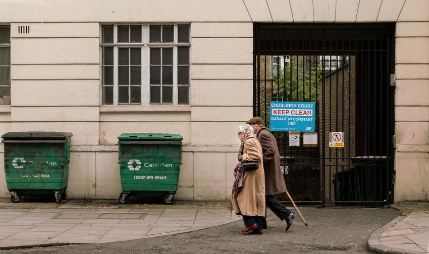 City Stroll -